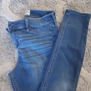 Abercrombie kids jean leggings